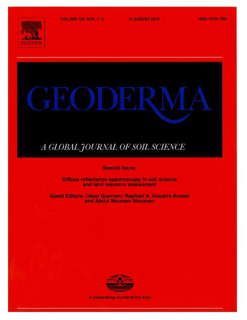 Geoderma_book